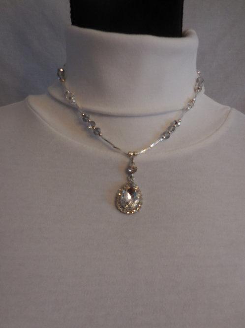 Crystal Necklace  CN01