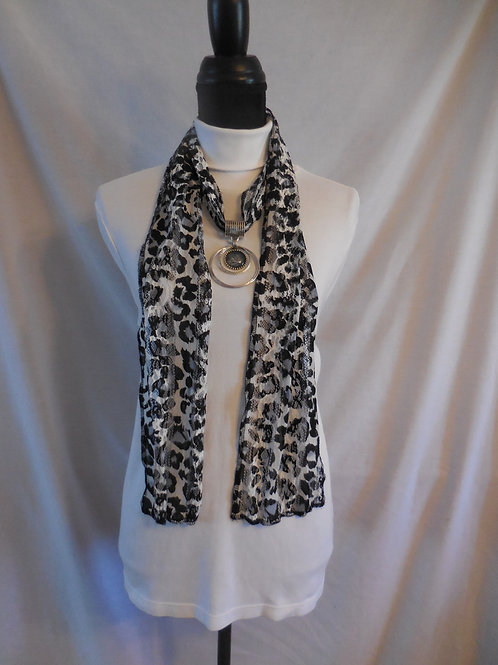 Lace Scarf  LS01