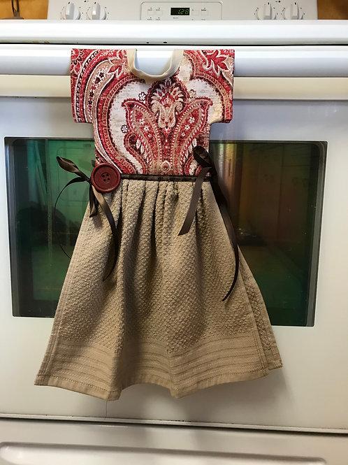 Dish Towel Dress TD06