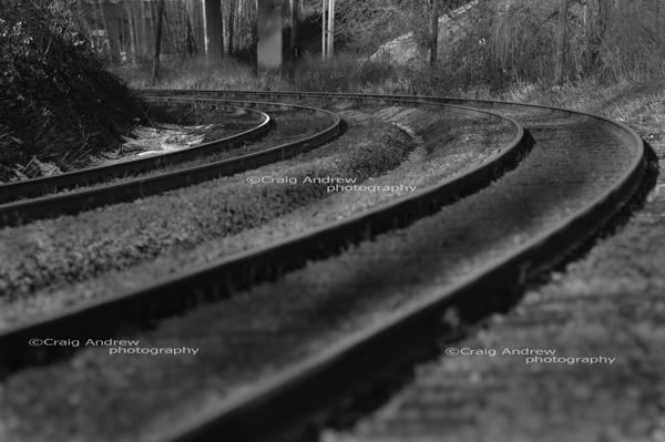 Train tracks 3