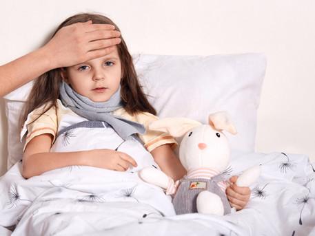Çocukluk Çağı Enfeksiyonları Artıyor