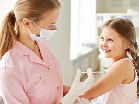 Çocuklar ve Ergenler için COVID-19 Aşılanması
