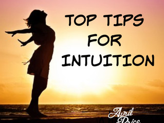 Top Tips for Intuition