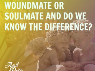 Woundmate or soulmate and do we know the difference?