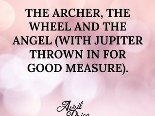 The Archer, the Wheel and the Angel...