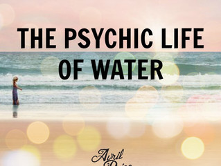 The Psychic Life of Water