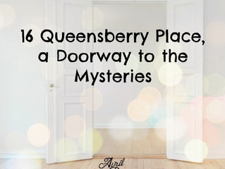 16 Queensberry Place...