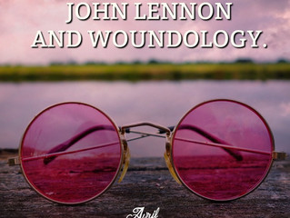 John Lennon and Woundology.