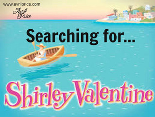 Searching for Shirley Valentine
