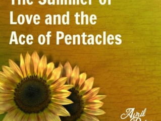 The Summer of Love and the Ace of Pentacles