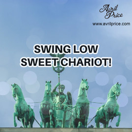 Swing Low Sweet Chariot!