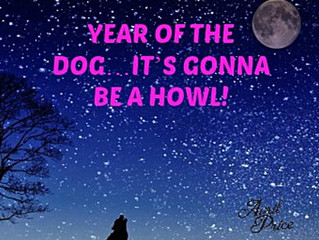 Year of the Dog...It's gonna be a howl!