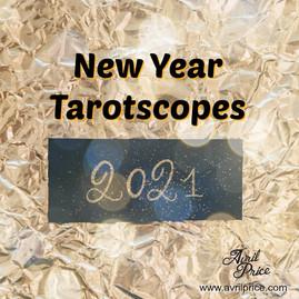 New Year Tarotscopes
