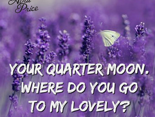 Your Quarter Moon.