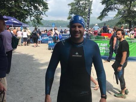 Great North Swim 2018