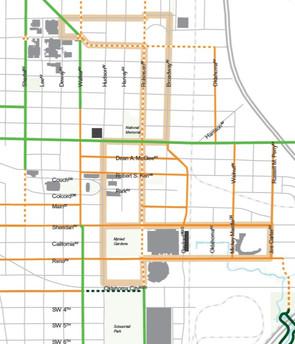 Downtown Development Framework