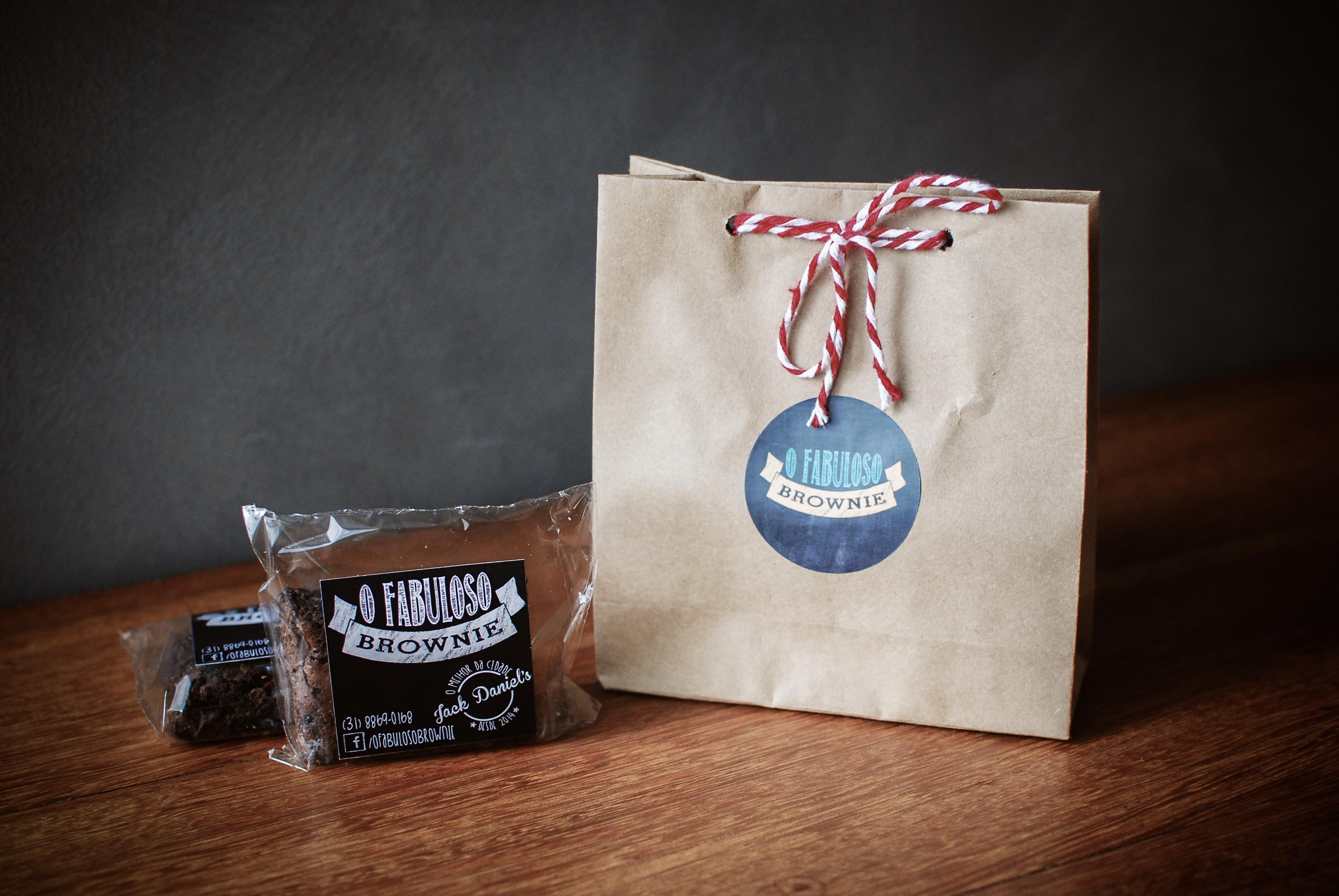 Kit 2 brownies - Natal 2014