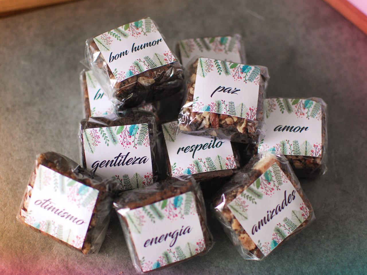 Pote - brownies Natal 2016