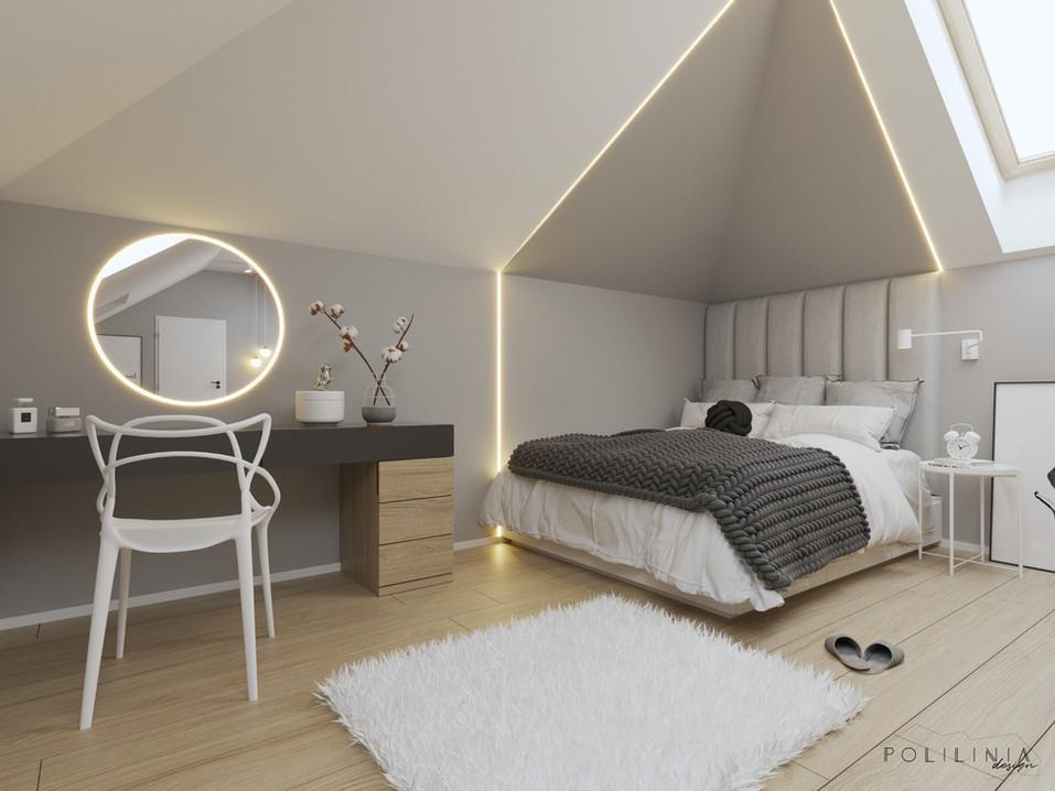 Pokój nastolatki - dom Piekary Śląskie