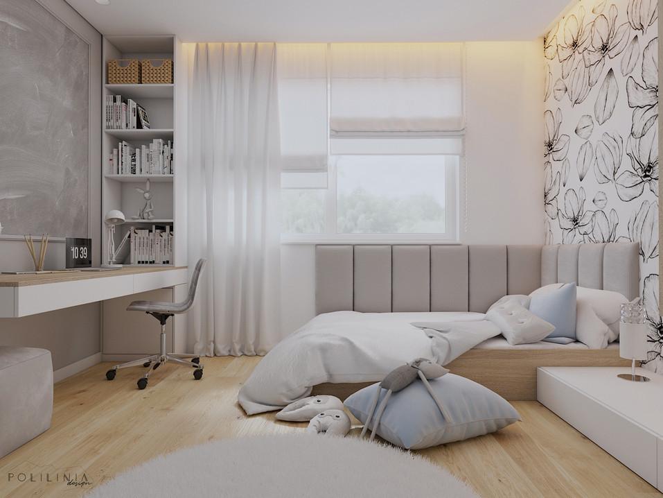 Pokój dziewczynki - dom Mikołów