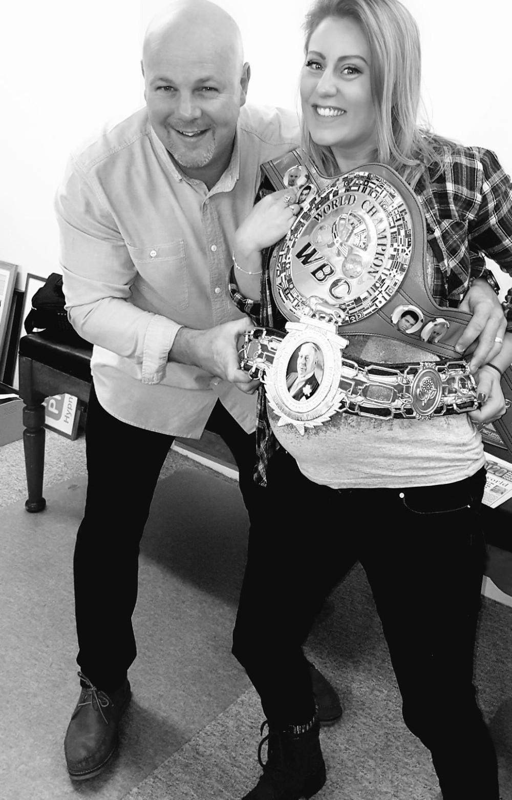 Glen Catley & I