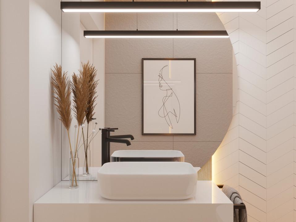Toaleta - dom Mysłowice