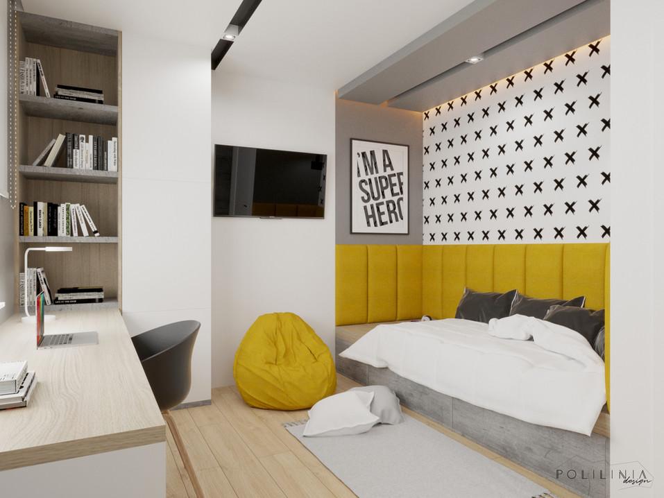 Pokój dziecięcy - dom Mysłowice