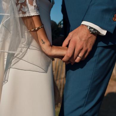 Tatoo and wedding