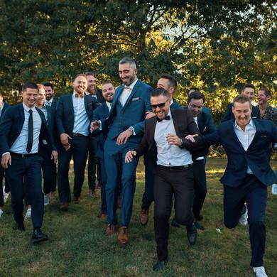 Photos fun mariage
