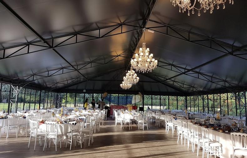 Palais de Verre séminaires réceptions mariages