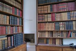 Bibliothèque de l'Orangerie