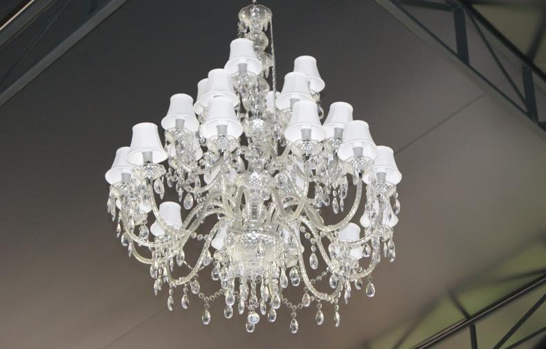 lustre palais de verre