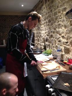 cours cuisine