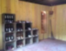 Une boutique a été aménagée dans les communs du Château du Blanc Buisso afin de mettre en valeur les produits locaux de Normandie.
