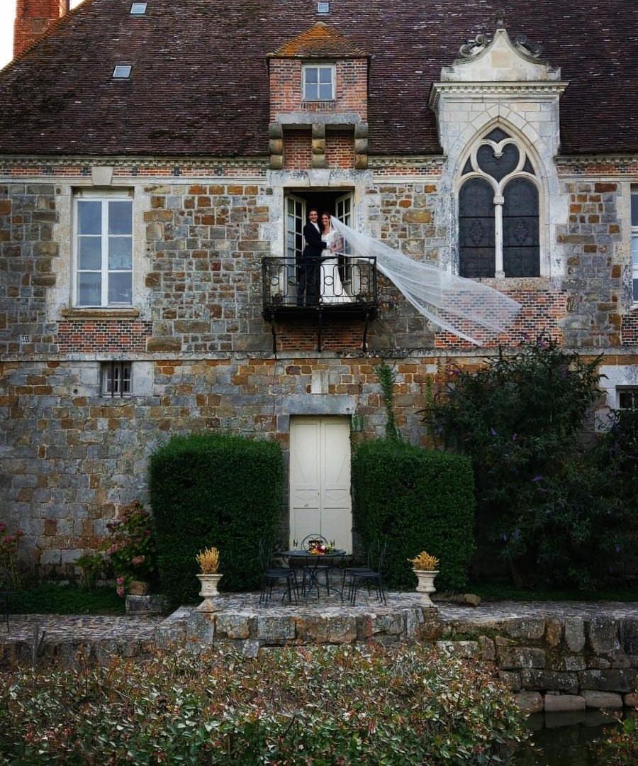 mariages château