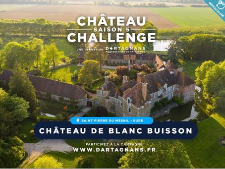 POUR QUE REVIVE LA SCÈNE DU BLANC BUISSON, ON A BESOIN DE VOUS...