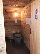 toilettes 100% écologiques sans eau ni sciure de bois. Salle de séminaire, mariage, reception à 2h de Paris