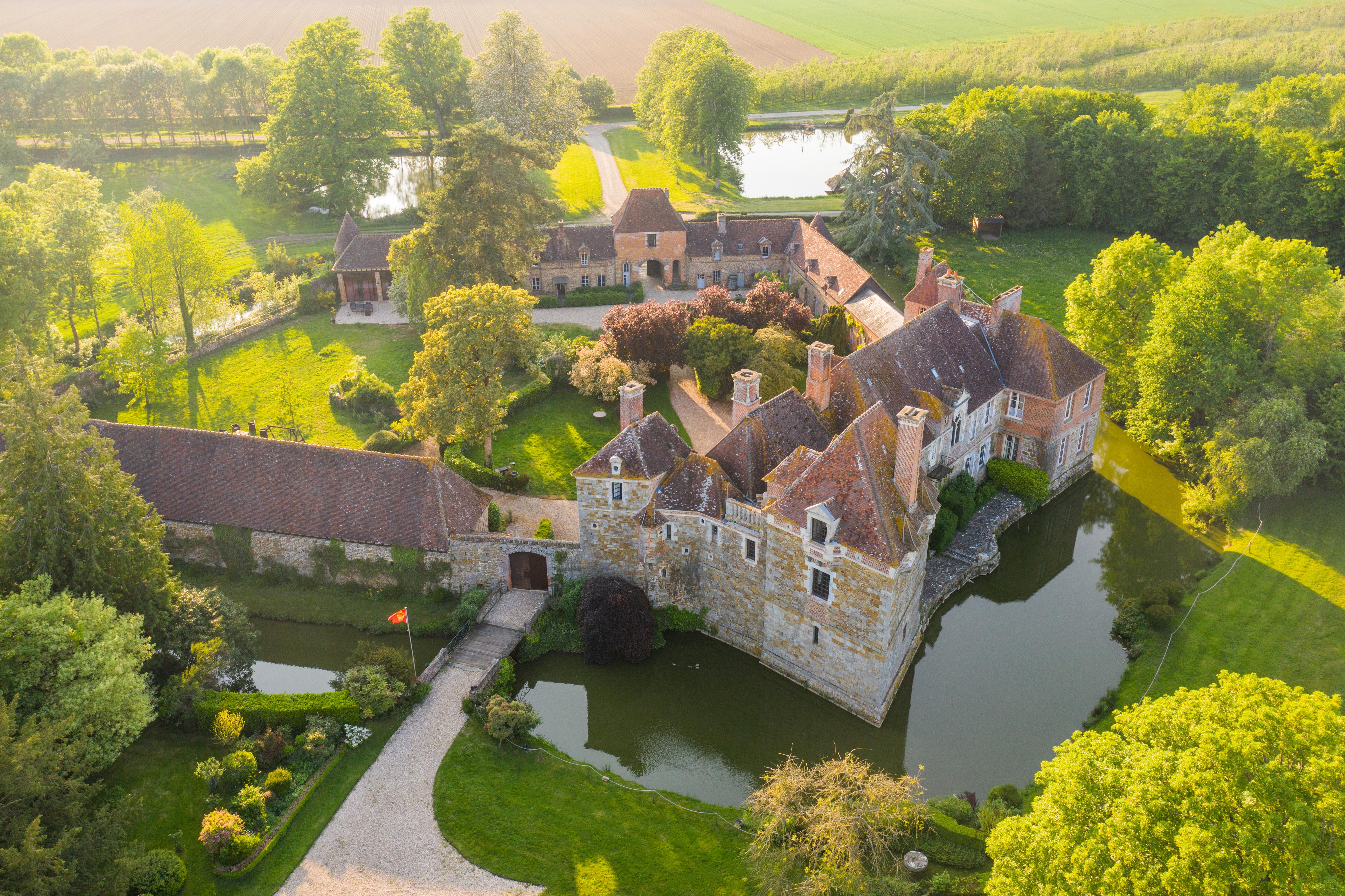 Château du Blanc Buisson by Romain Reglade