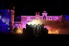 Son et Lumière au Château du Blanc Buisson