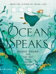OCEAN SPEAKS by Jess Keating