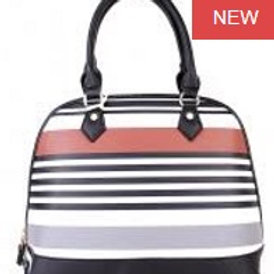 Multi-Colored Handbag