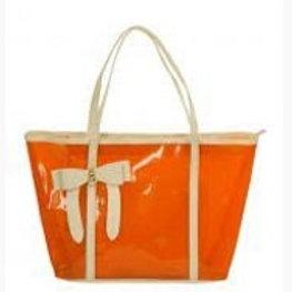 Share  Orange Shoulder Bag