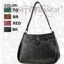 Western Leather Handbag
