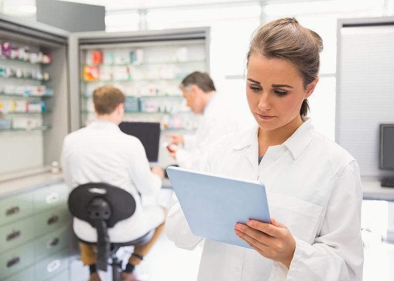 clinical pharmacist studying chart.jpg