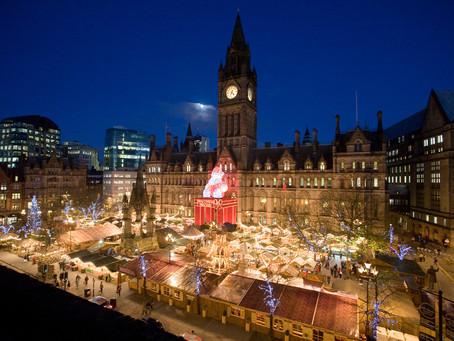 חג המולד במנצ'סטר