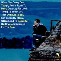Life Teaching You