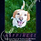Happiness Motivational Poster (Galaxy)