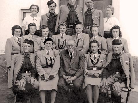 Přednáška - 100 let života v Křižanovicích 1918-2018