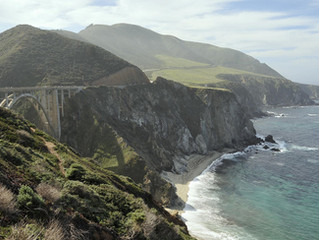 The Sacred Planet: Notes from Big Sur