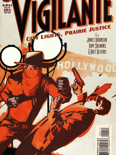 VIGILANTE #4